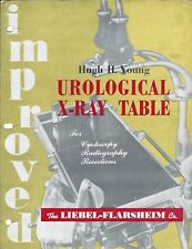 Medical Equipment Brochure - Hugh H. Young Urological X-Ray Table - 1947 (PH03)