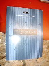 1995 Ford Windstar Original Operators Owners Manual Guide