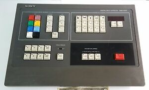Old Sony DME-450P Professional Video Digital Multi Effects Control Panel Console