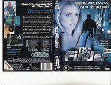 The Finder-2001-Simon Westaway-Movie-DVD