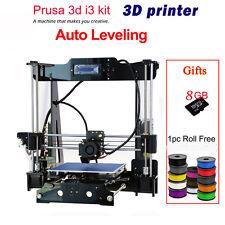 DIY Assembled 3D Printer Upgraded High Precisio Acrylic Frame Reprap Prusa i3