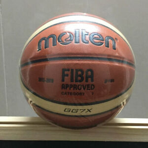 Molten GG7X 7 PU Basketball Indoor Outdoor Training Ball Pallacanestro Basket IT