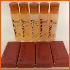 Tarocco Lot Of 9 - Shampoo/Conditioner/Face & Body Cleanser - Travel Size