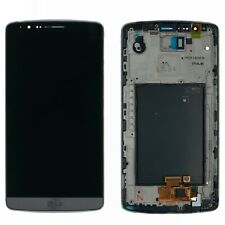 LG Optimus G3 D855 Display LCD Cover Gehäuse Touch Screen Glas schwarz Titan