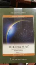 NEW The Great Courses THE SCIENCE OF SELF 24 Lectures Silver