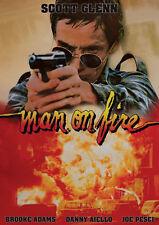 PRE ORDER: MAN ON FIRE - DVD - Region 1