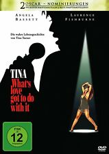 Tina Turner - What's Love Got to Do with It # DVD-NEU