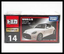 TOMICA PREMIUM 14 TOYOTA S-FR 1/60 TOMY DIECAST CAR