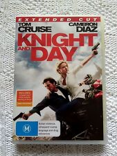 KNIGHT AND DAY – DVD, REGION-4, LIKE NEW, FREE POST WITHIN AUSTRALIA
