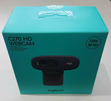 Logitech HD Webcam C270 Cámara Web