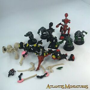 Misc Classic Tyranid Bundle - Varying Condition - Warhammer 40K C1385