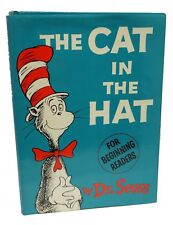 the Cat in the Hat ~ First Edition ~ Dr Seuss ~ Third Issue ~ 1957 ~ Rare Book