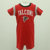 Atlanta Falcons NFL Official Infant Size Creeper bodysuit New With Tags