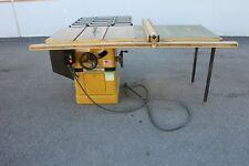 "Powermatic 66 10"" Table Saw with $1000+ in accessories"