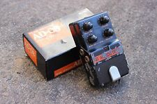 1980's Pearl AD-08 Analog Delay MIJ Japan Vintage Effects Pedal w/Box