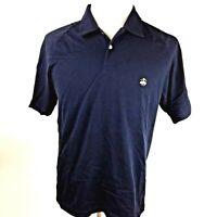 Brooks Brothers Short Sleeve Polo Shirt Mens Large Golden Fleece Logo