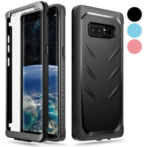 For Samsung Galaxy Note 8 Case Full Body 360 Degree Protection Shockproof Cover