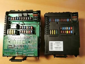 Smart 450, 451, 452 SAM Zentralelektrik, Reset oder Klonen, Datenübertragung