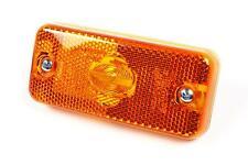 Fiat Ducato LWB 06- Orange Amber Side Marker Light Lamp Rectangular