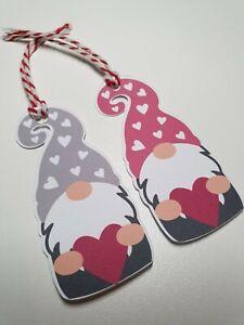 Gonk Gnome Gonc Cute Present Gift Prezzy Birthday Valentine Occasion Tag Wizard