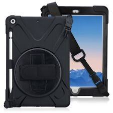 "For iPad 9.7"" 5th 6th Case Generation Carrying Defender Rugged Protective Case"