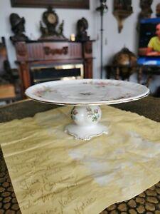 Royal Albert Moss Rose Schale mit Fuß D 23 cm