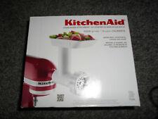 Genuine KitchenAid Food Grinder Attachment KSMFGA