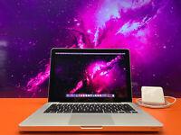 Apple Macbook Pro 13 | PRE-RETINA | Intel | 8GB RAM | 500GB | MacOS 2016