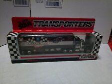 Dale Earnhardt Sr. Goodwrench Super Star Transporter  Matchbox - 1992 limited ed