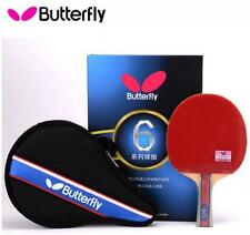 Butterfly Super Paddle Table Tennis Racket - TBC601 - FL Shakehand Long Handle