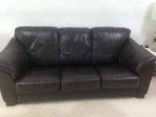 Unbranded Leather Furniture Suites with Footstool