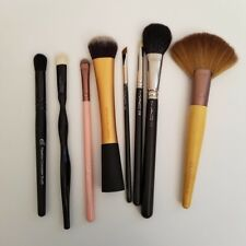 Makeup brushes preowned MAC, Ecotools, Real techniques, Sonia Kashuk, Elf