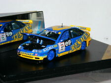 Renault Diecast Racing Cars with Advertising Specimen