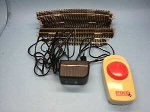 'PIKO' CONTINENTAL HO GAUGE TRACK ,CONTROLLER AND POWER SUPPLY ra-1