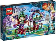 "NEW LEGO Elves ""The Elves' Treetop Hideaway"" (41075)  - RARE, HTF"
