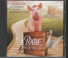 Babe: Pig in the City: Music from and Inspired by the Motion Picture CD