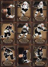 U PICK'EM LOT 2005-06 05-06 UD Diary of A Phenom Sidney Crosby RC Card set