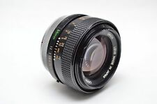 Canon 55mm f1.2 SSC Lens for 35mm Canon Film Camera - [Excellent Condition]