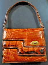 Vintage Late '40s Alligator Purse by Tropical Bag Company