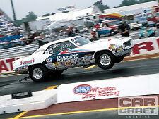 DECALS- 69 Camaro, Sportsman drag racing series...press printed