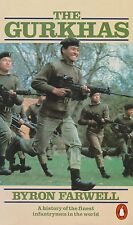 THE GURKHAS (Byron Farwell) (British Army, Nepal Military, Falklands War)