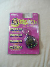Giga Pets Digital Doggie 1997 Tiger Virtual Pet 71-611 Purple Dog A4643