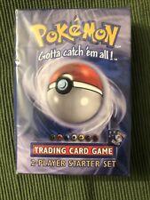 Wizards of the Coast Pokemon Cards Original Base Deck Starter Set