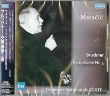 LOVRO VON MATACIC & FRENCH NATIONAL...-BRUCKNER: SYMPHONY NO. 3-JAPAN CD G88
