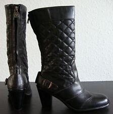 BELSTAFF ROADMASTER 1955 H/H ANTIQUE BROWN Stiefel Damen Leder Boots Gr.37 NEU