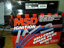 MSD 3112 Heli-Core Ignition Wires for Ford 3.0L 90-On