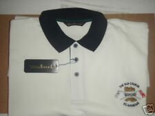 Embroidered Golf Polo Shirt Old Course St Andrews Xx/l