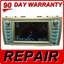 OEM Radio REPAIR SERVICE Toyota Navigation GPS System 4 CD Player DVD Drive FIX