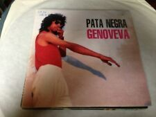 "PATA NEGRA - GENOVEVA 7"" SINGLE SAME SIDED FLAMENCO BLUES"