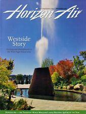 Horizon Air Inflight Magazine  September 2007 =